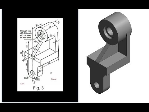 Modelling a Basic Mechanical Object in Revit (Metric and Imperial)