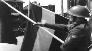 Roermond Victory Celebration; Andersonweg Dedication; June 6, 1945