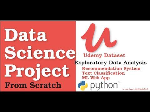 Data Science Project -  Exploratory Data Analysis (Udemy Dataset)