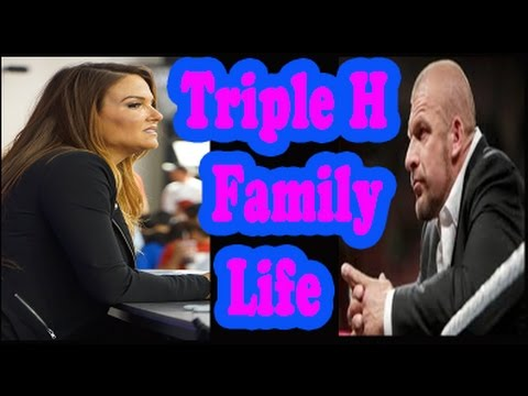 Triple H Family Life - real life style