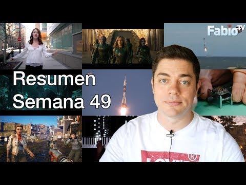 FabioTV - Resumen Semana 49 - 2018 thumbnail