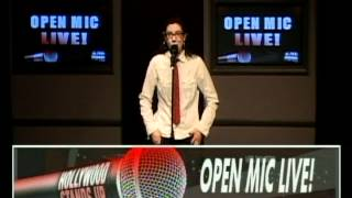 HOLLYWOOD STANDS UP: Open Mic Live 4-11-12
