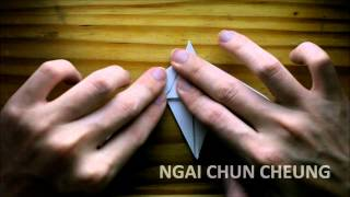 Origami Great Frigatebird