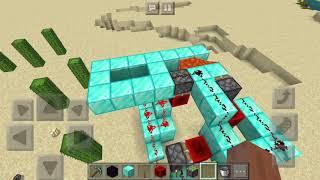 Лучший способ сделать механическую генератор из обсидиана из булыжника MineCraft!!!!!!!!