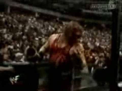 wwe undertaker vs kane kane unmasked summerslam 2000