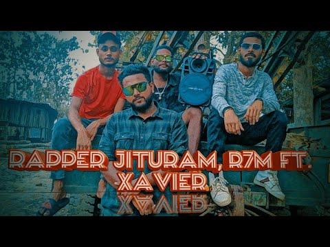 HARD KAM -- RAPPER JITURAM, R7M FT. XAVIER (OFFICIAL MUSIC VEDIO)