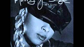 Mary J Blige - I Never Wanna Live Without You