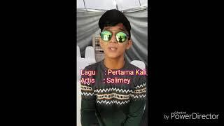 Aiman Tino nyanyi lagu 'Pertama Kali' Salimey