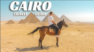 CAIRO Travel Guide | Top Things to Do in Cairo, Egypt