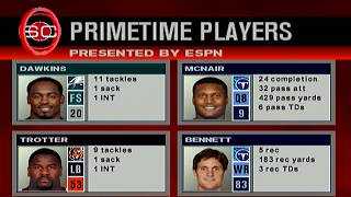 ESPN NFL 2K5 BILLS FRANCHISE AROUND THE LEAGUE EP1