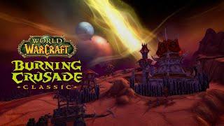 Руководство по выживанию в Burning Crusade Classic
