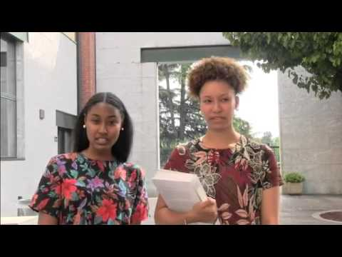 Interview with 2 exchange students studying at LIUC Carlo Cattaneo Italy