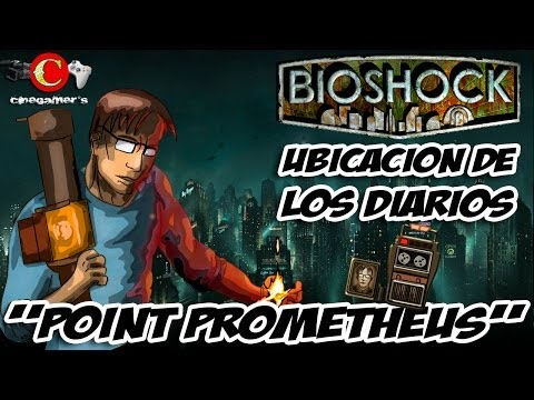 "Bioshock Guía de Diarios ""Point Prometheus"""