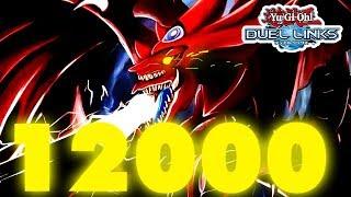 KING OF GAMES SLIFER 12000 ATK GOD - Yu-Gi-Oh! Duel Links