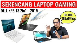 Dell XPS 7390 Laptop 2in1 i7-1065G7-16GB-512GB M.2 SSD-Intel Iris-Win10Pro-13.4 inch touch-1Y