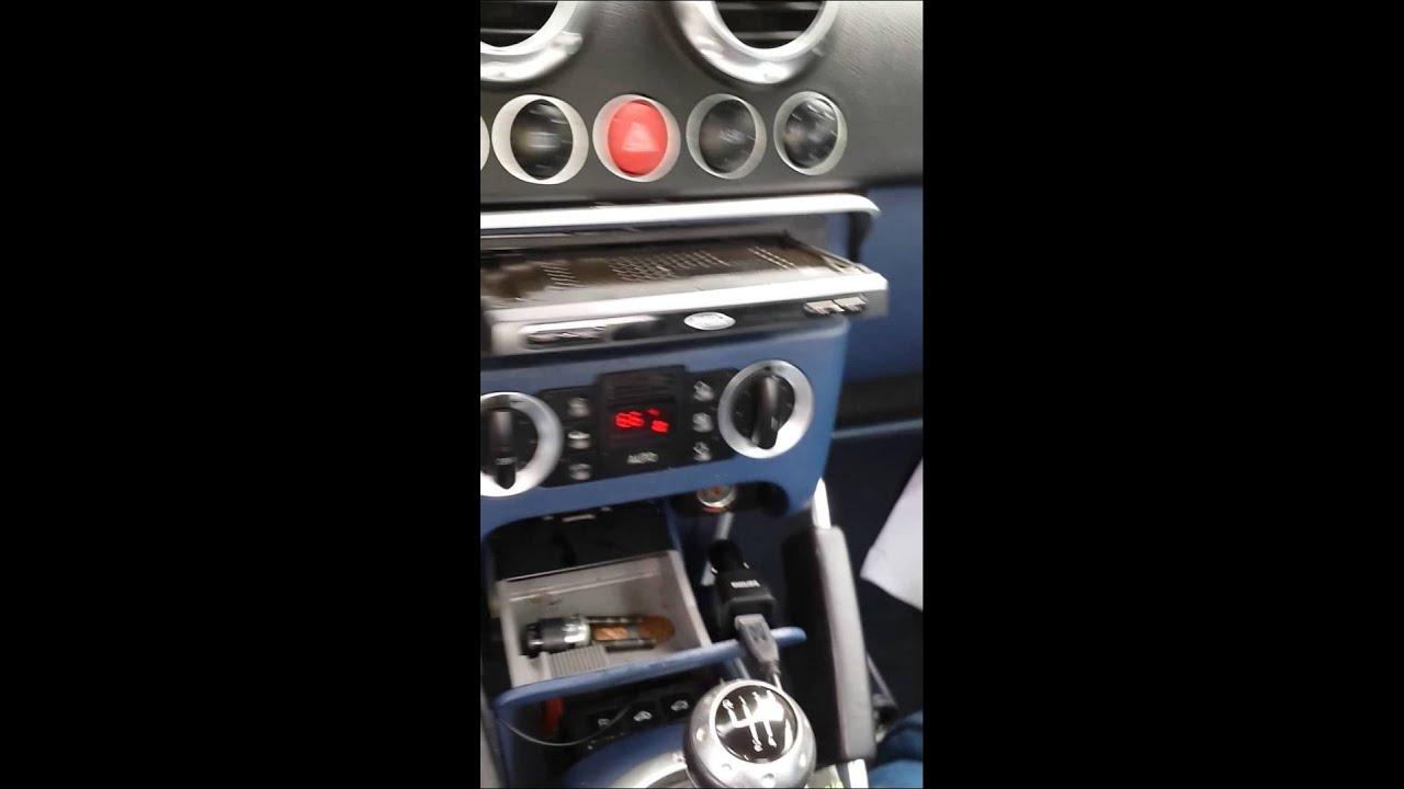 Camshaft Position Sensor >> 2000 Audi tt fuel pump-Camshaft sensor replacement - YouTube