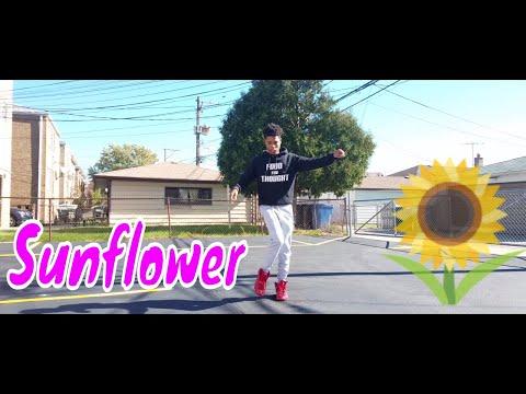 Post Malone , Swae Lee - Sunflower | Dance  #spiderman