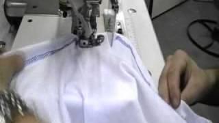 Aparelho para fazer barra em camiseta
