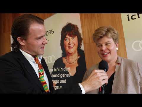 Exklusivinterview mit Denise Mathieu Diversität Managerin AUDI AG.