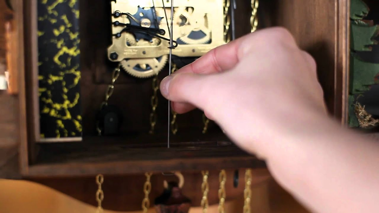 Troubleshooting Your Cuckoo Clock - Easy Fixes You Can Do