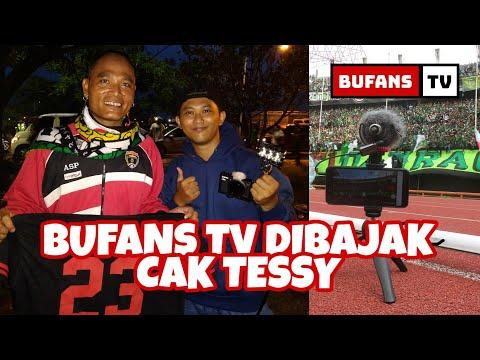SUWUN CAK TESSY! - BUFANS TV DIBAJAK BONEK jilid #2