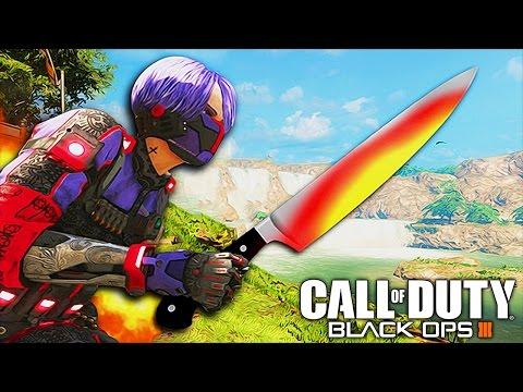 Black Ops 3 Funny Moments! - Glowing 1000 Degree Knife, Ninja Moments, Killcams