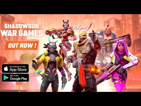 Shadowgun War Games – Trải Nghiệm Game Mobile Nhập Vai Bắn Súng FPS