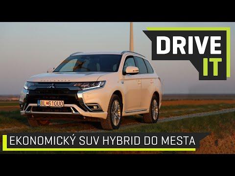 Mitsubishi Outlander PHEV: SUV ktoré tak často nevidieť