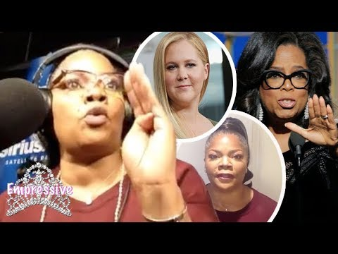 Download Youtube: Mo'Nique talks about boycotting Netflix, Amy Schumer, Oprah Winfrey, and more (PERISCOPE)