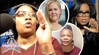 Mo'Nique talks about boycotting Netflix, Amy Schumer, Oprah Winfrey, and more (PERISCOPE)