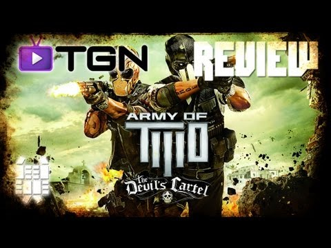 Army of Two The Devil's Cartel : Review : Like & Dislikes