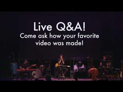 OK Go Live Video Tour 2017