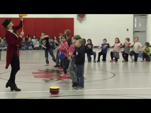 Circus at Weathersfield School