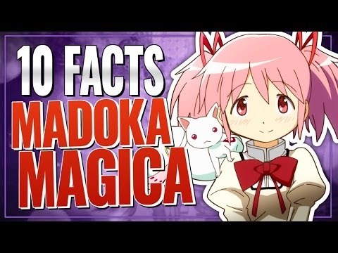 Madoka Magica: 10 Facts You Didn't Know