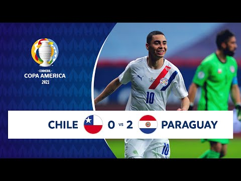 Chile Paraguay Goals And Highlights