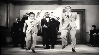 Lucky Number . Nicholas Brothers . 1936