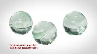 Glass: Raw Material to Art