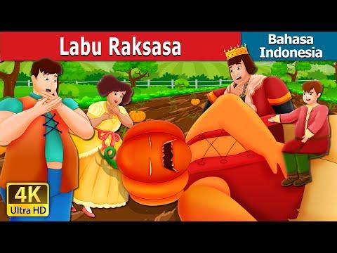 Labu Raksasa | The Pumpkin Giant Story | Dongeng Bahasa Indonesia