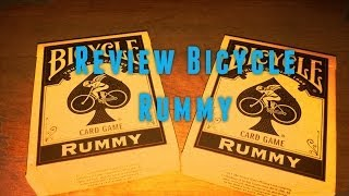 Deck Review - Bicycle Rummy