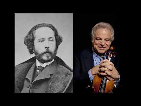 Edouard Lalo Symphonie Espagnole, Itzhak Perlman