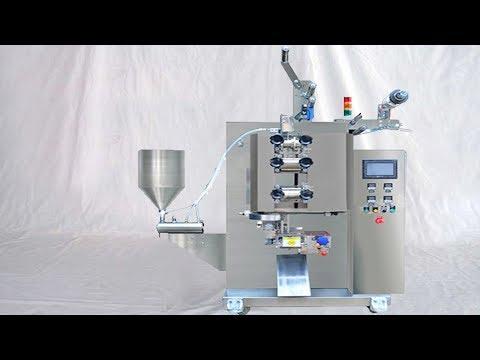 molasses filling packing MC thick syrup filler sealer bagging equipment machine d'emballage de miel
