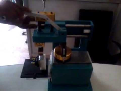 Manual Pad Printing Machine Video.mp4