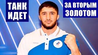 Олимпиада 2020 Борьба вольная до 97 кг Финал Садулаев Снайдер Танк идет за вторым золотом