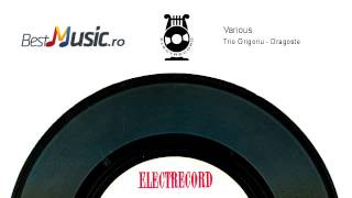 Various  Trio Grigoriu - Dragoste