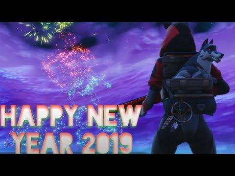 С Новым Годом! | 2019 | Фортнайт | Новогодняя нарезка для Новогоднего настроения |