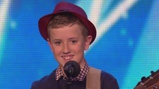 (Napisy)Brytyjski Mam Talent 9 - Henry Gallagher