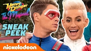 Henry Danger: The Musical | Exclusive Sneak Peek of the Park Scene! 🙌 Nick