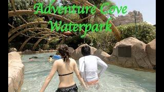 Fun at Adventure Cove Waterpark - Singapore