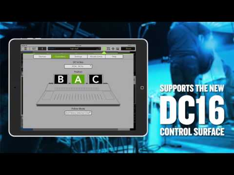 New Features - Mackie Master Fader v4.5