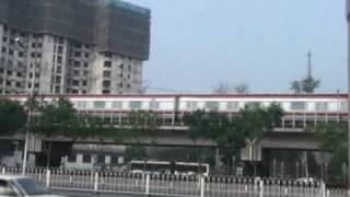 Beijing Subway Batong line / 北京地下鉄・八通線